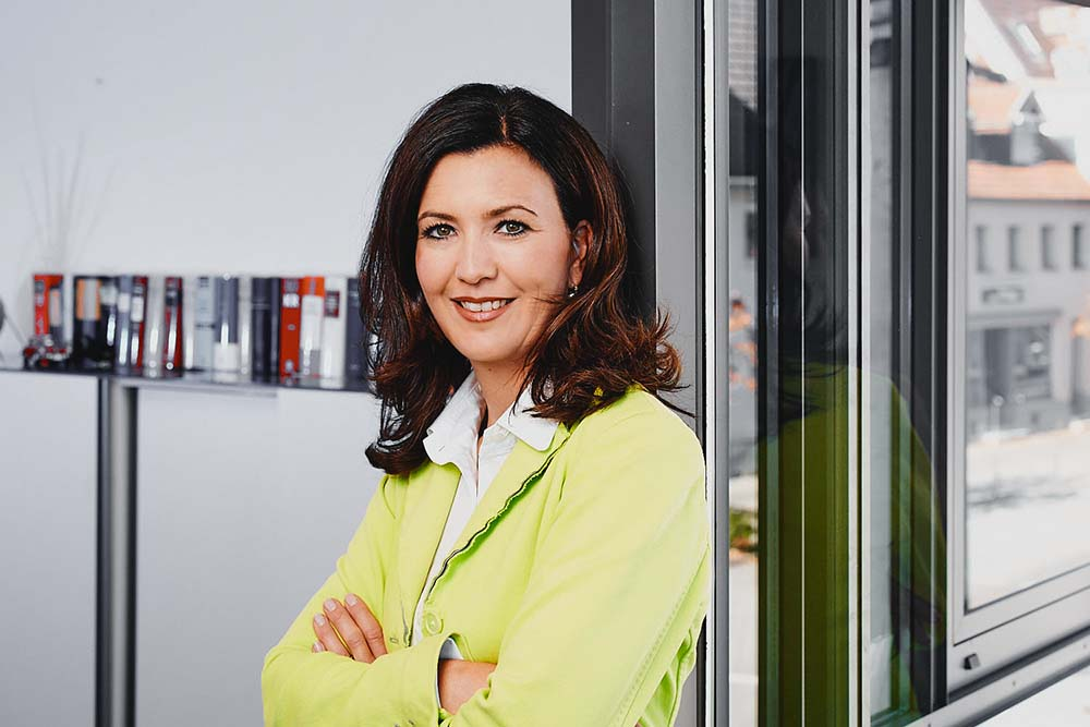 Erbe & Hopt; Hopt Anwaltskanzlei Portrait Anwältin Diana Hopt-Bley