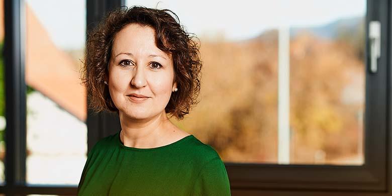 Erbe & Hopt Anwaltskanzlei, Mitarbeiterin, Jessika Neufeld